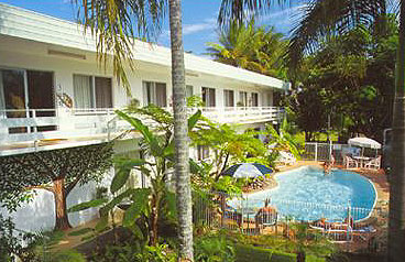 Silvester Palms Holiday Apartments - Accommodation Brunswick Heads