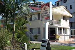 Seashell Holiday Apartments - Accommodation Brunswick Heads