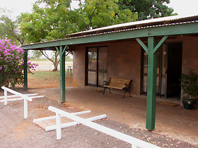 Barkly Homestead - Accommodation Brunswick Heads