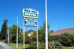 Box Hill Motel - Accommodation Brunswick Heads