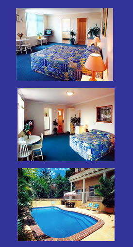 Paramount Motel And Serviced Apartments - Accommodation Brunswick Heads