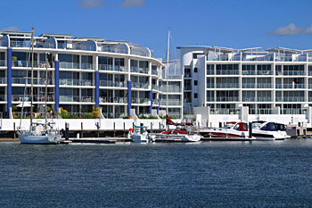 Bluewater Point Resort - Accommodation Brunswick Heads