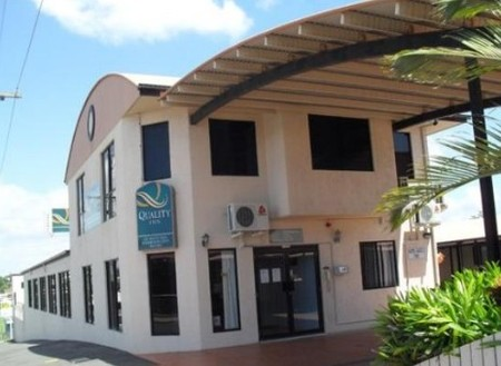 Quality Inn Harbour City - Accommodation Brunswick Heads
