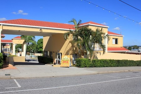 Harbour Sails Motor Inn - Accommodation Brunswick Heads