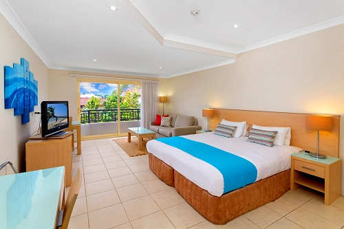 Terrigal Sails Serviced Apartments - Accommodation Brunswick Heads