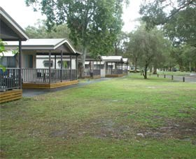 Beachfront Caravan Park - Accommodation Brunswick Heads