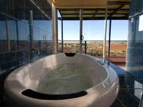 Misty Rose Barossa Chalets - Accommodation Brunswick Heads