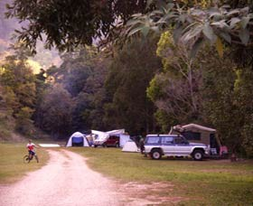 Mt Warning Holiday Park - Accommodation Brunswick Heads