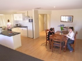 Copper Cove Holiday Villas - Accommodation Brunswick Heads