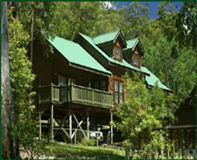 Barrington Wilderness Cottages - Accommodation Brunswick Heads