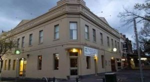 Naughtons Parkville Hotel - Accommodation Brunswick Heads