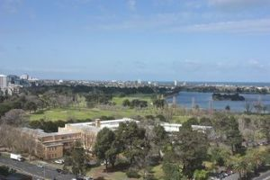 Apartments Melbourne Domain - South Melbourne - Accommodation Brunswick Heads