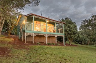 Pencil Creek Cottages - Accommodation Brunswick Heads