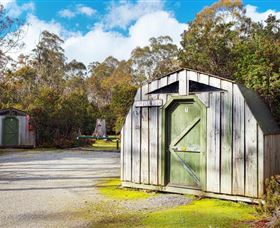 Discovery Holiday Parks Cradle Mountain Cosy Cabins - Accommodation Brunswick Heads