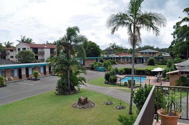 Haven Waters Motel and Apartments - Accommodation Brunswick Heads