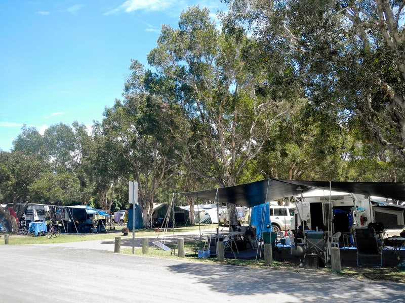 Diamond Head campground - Accommodation Brunswick Heads