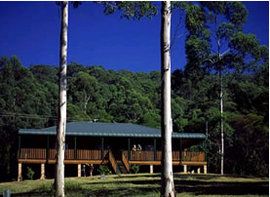 The Barringtons Country Retreat - Accommodation Brunswick Heads