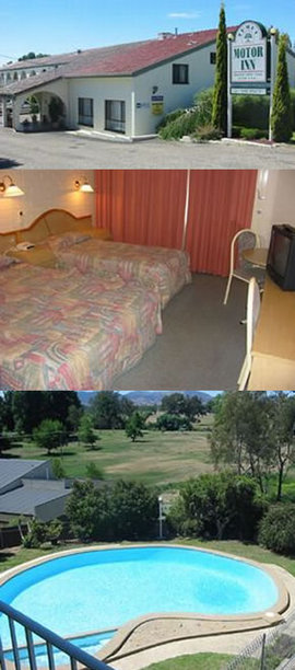 Tumut Motor Inn - Accommodation Brunswick Heads