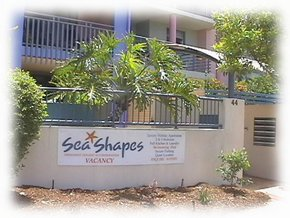 Seashapes Holiday Apartments - Accommodation Brunswick Heads