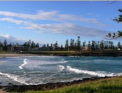 Kiama Ocean View Motor Inn - Accommodation Brunswick Heads