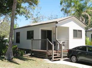 Rowes Bay Caravan Park - Accommodation Brunswick Heads