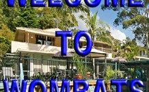 Wombats Bed and Breakfast and Apartments - Accommodation Brunswick Heads