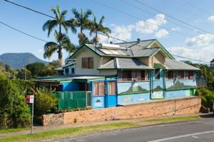 Murwillumbah YHA - Mt Warning - Accommodation Brunswick Heads