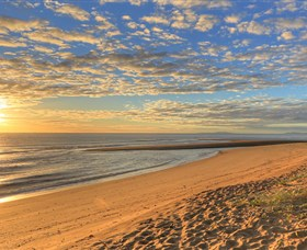 Discovery Parks - Tannum Sands - Accommodation Brunswick Heads