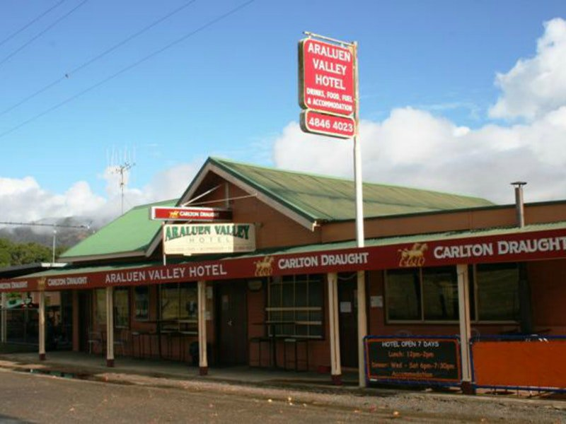 Araluen Hotel - Accommodation Brunswick Heads