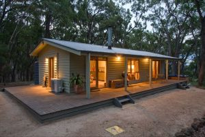 Mirkwood Forest Self-Contained Spa Cottages - Accommodation Brunswick Heads