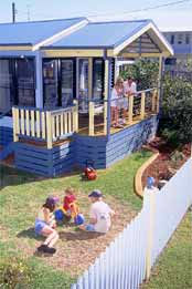 Werri Beach Holiday Park - Accommodation Brunswick Heads