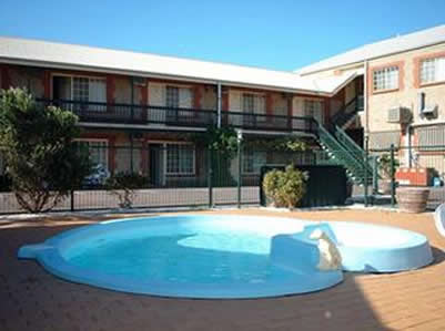 Goolwa Central Motel And Murphys Inn - Accommodation Brunswick Heads