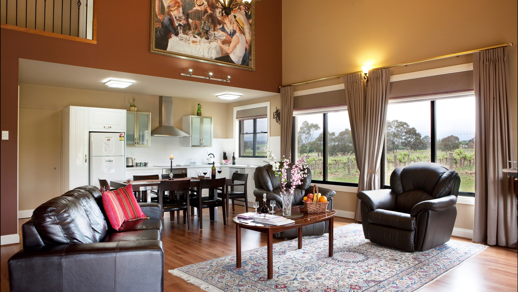 Barossa Shiraz Estate - Accommodation Brunswick Heads