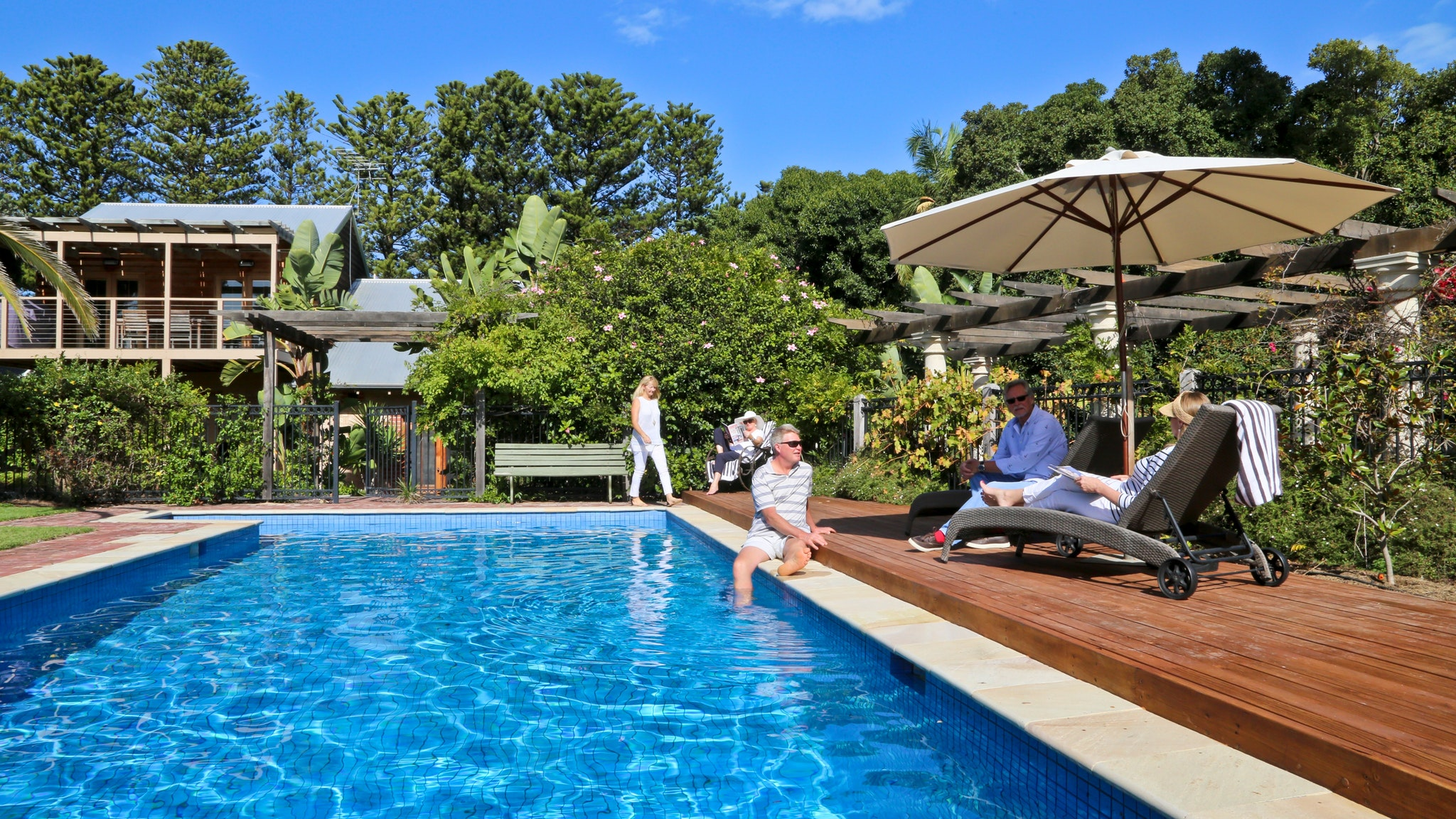 Birks River Retreats - Accommodation Brunswick Heads