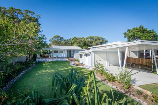 Back Beach Bungalow - Accommodation Brunswick Heads