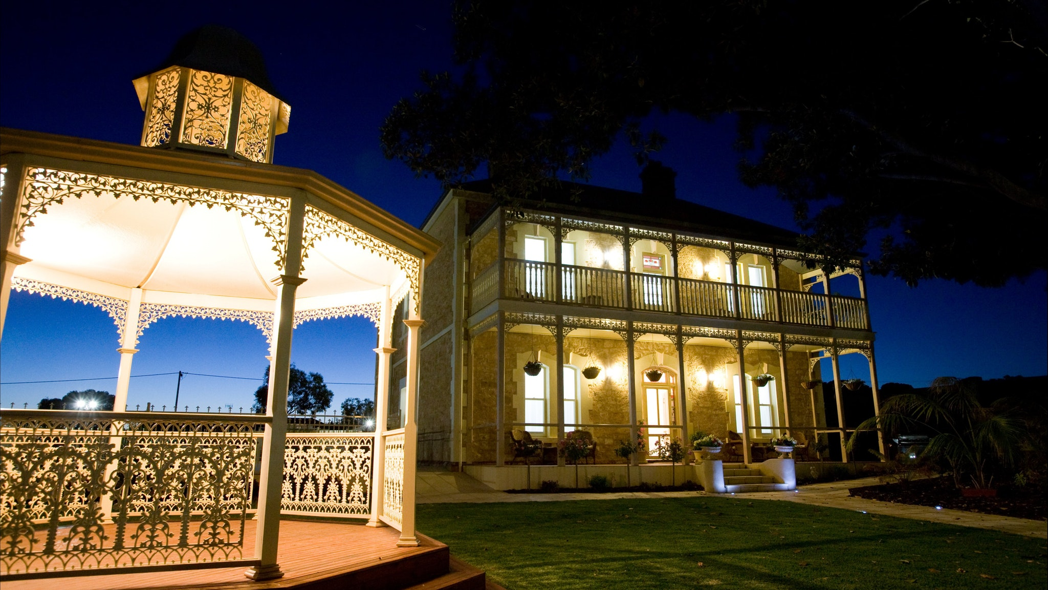 Rose Eden House at Goolwa - Accommodation Brunswick Heads