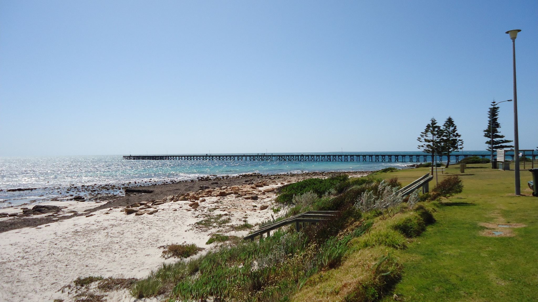 Port Hughes Tourist Park - Accommodation Brunswick Heads