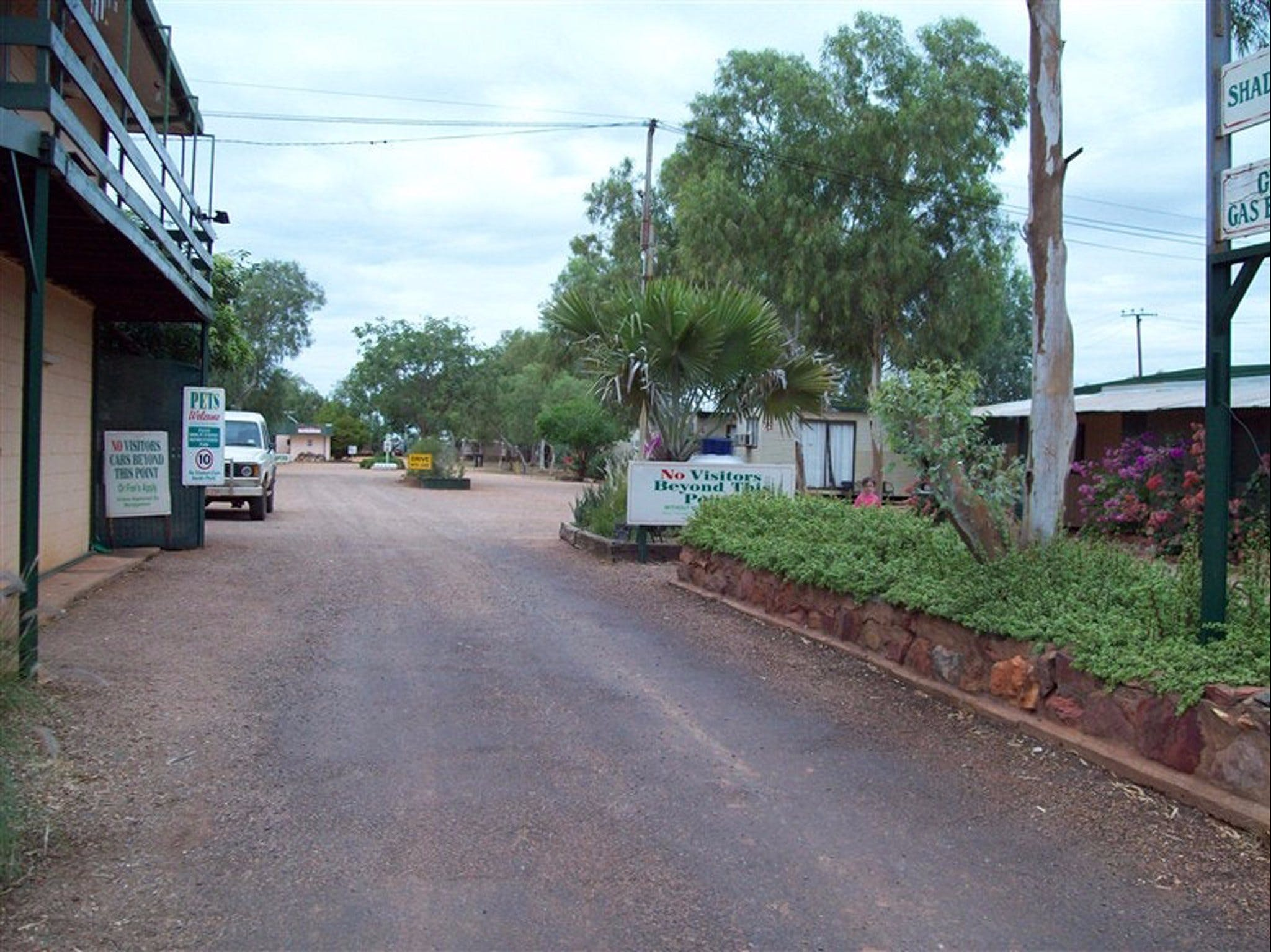 Tennant Creek Caravan Park - Accommodation Brunswick Heads