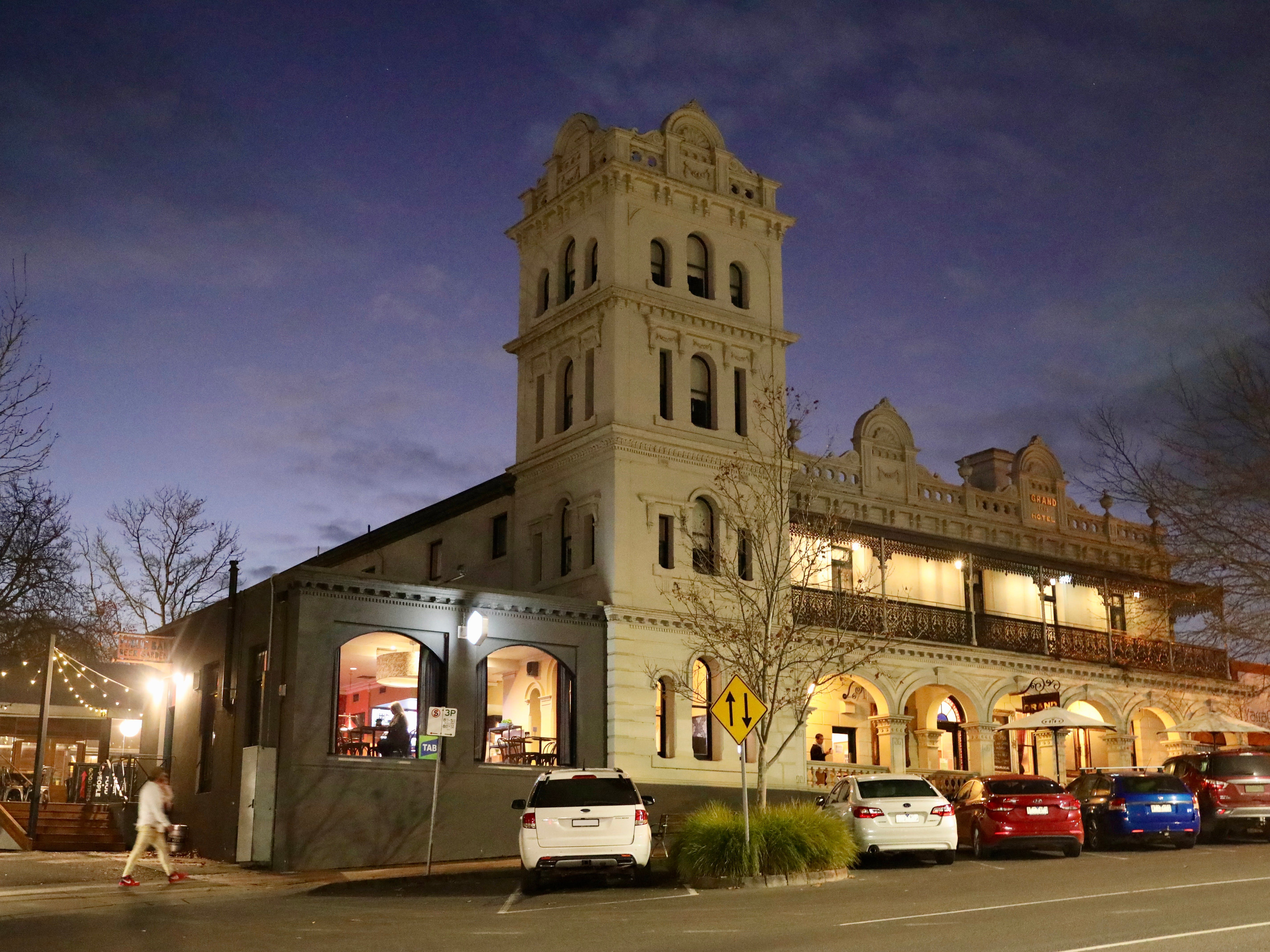 Yarra Valley Grand Hotel - Accommodation Brunswick Heads