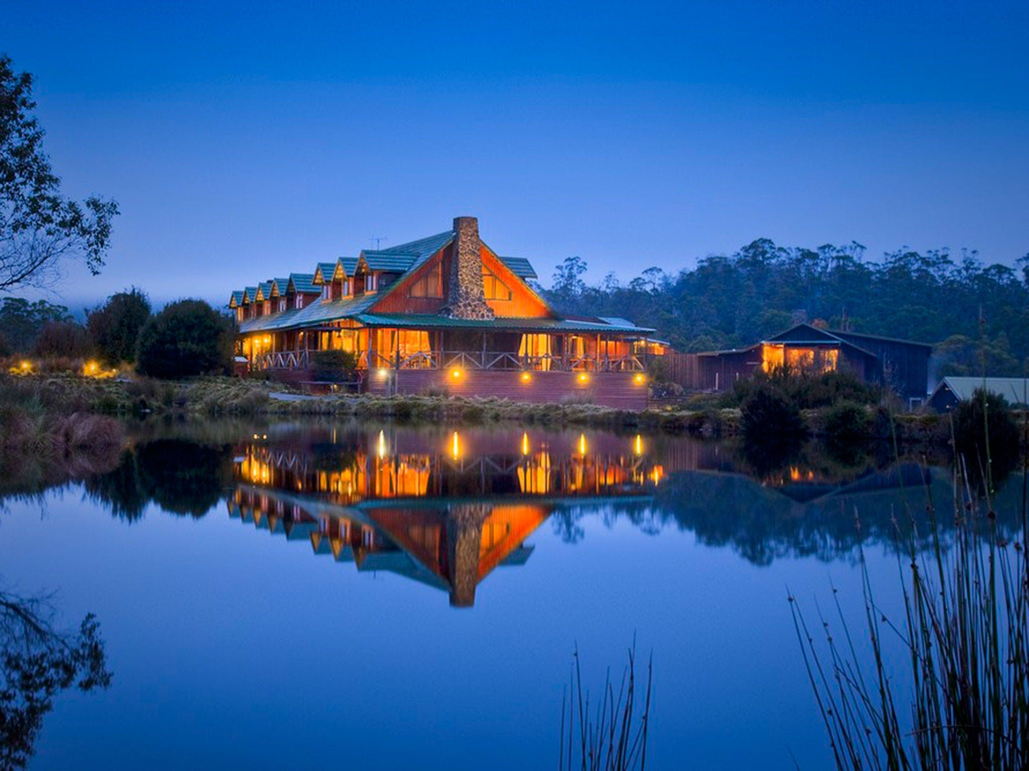 Peppers Cradle Mountain Lodge - Accommodation Brunswick Heads