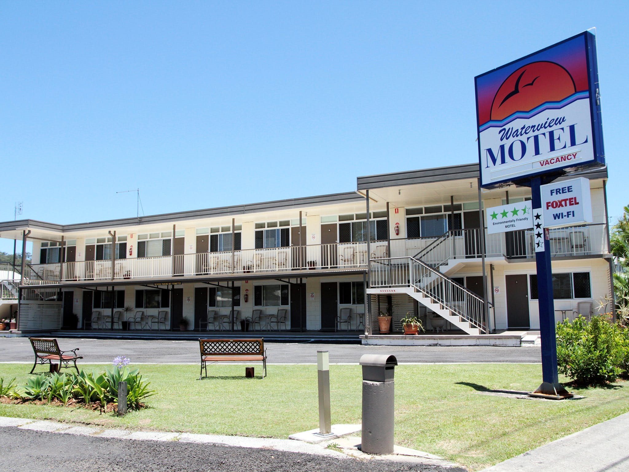 Waterview Motel - Accommodation Brunswick Heads