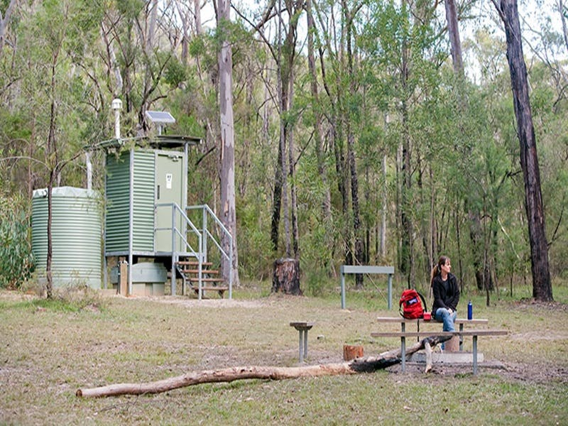 Ten Mile Hollow campground - Accommodation Brunswick Heads