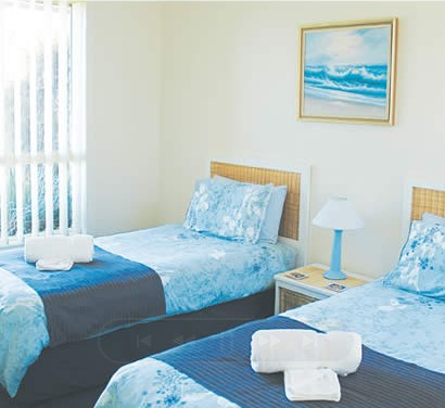 Captains Quarters - Accommodation Brunswick Heads
