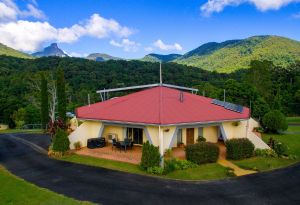A View of Mount Warning Bed and Breakfast - Accommodation Brunswick Heads
