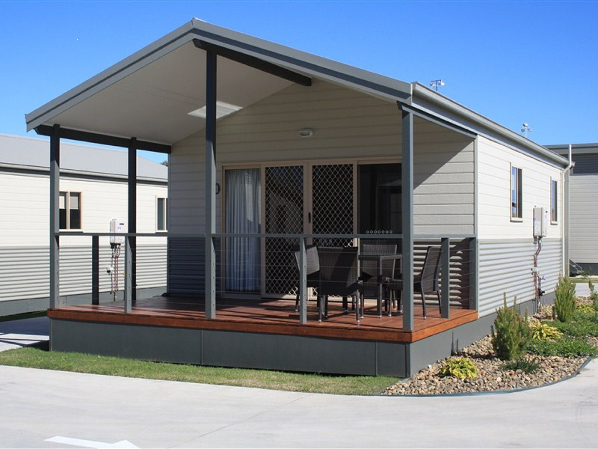 Bowlo Holiday Cabins - Accommodation Brunswick Heads