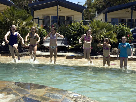 Torquay Holiday Park - Accommodation Brunswick Heads