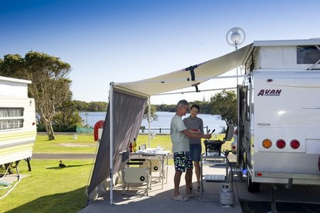 Lake Ainsworth Holiday Park - Accommodation Brunswick Heads