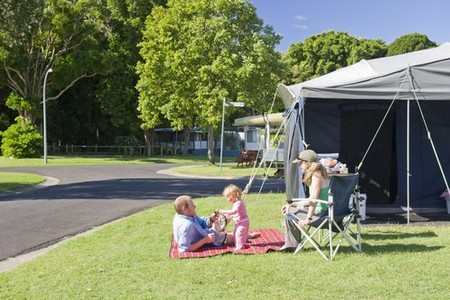 Silver Sands Holiday Park - Accommodation Brunswick Heads