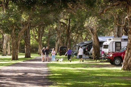 Beachfront Holiday Park - Accommodation Brunswick Heads