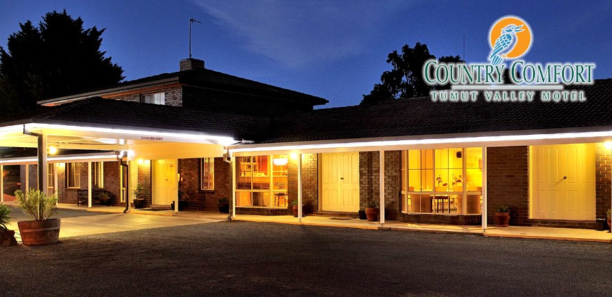 Country Comfort Tumut Valley Motel - Accommodation Brunswick Heads